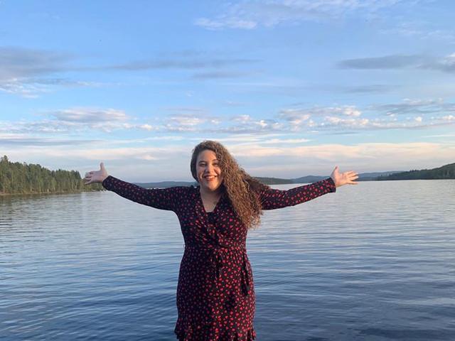 Opera På Skäret lake