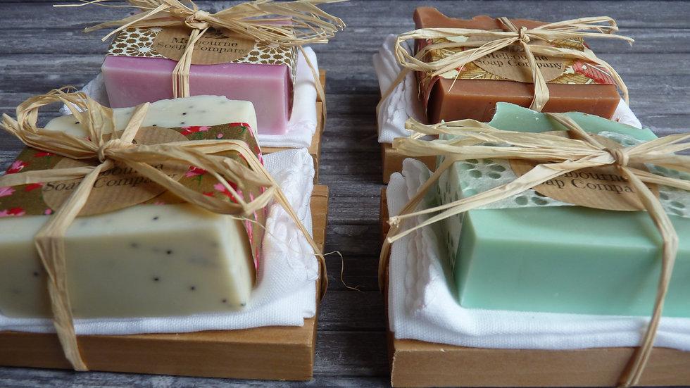 Soap Dish and Soap Sets
