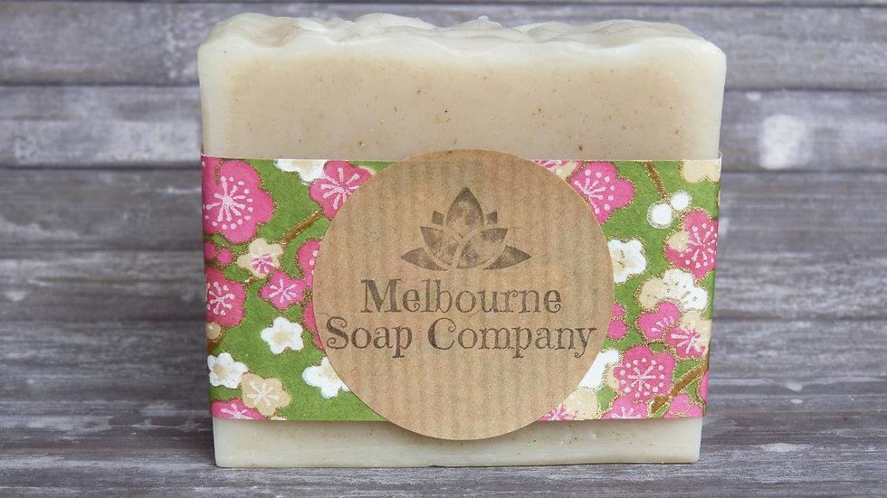 Dandelion, Nettle and Honey Soap