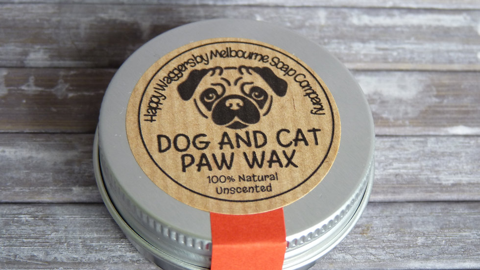 Dog and Cat Paw Wax