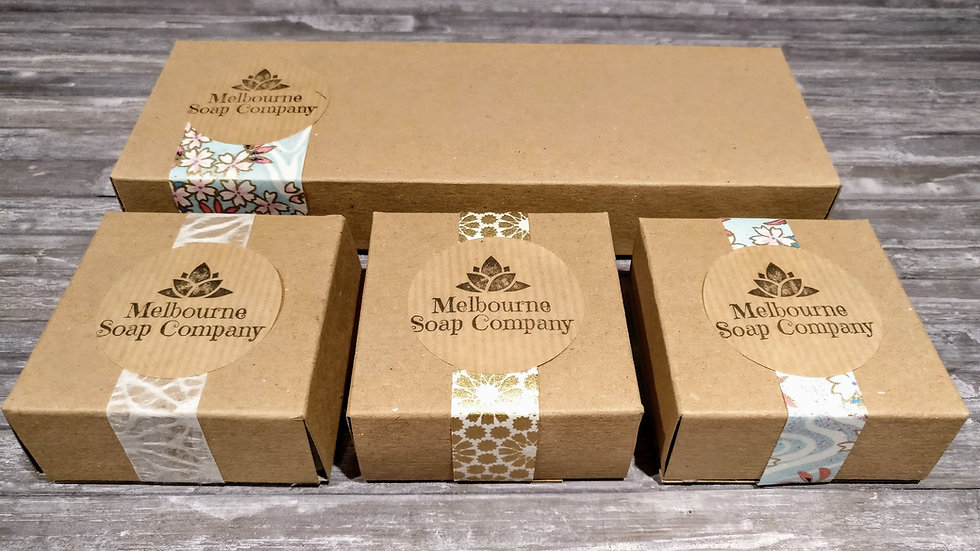 Triple Soap Gift Pack