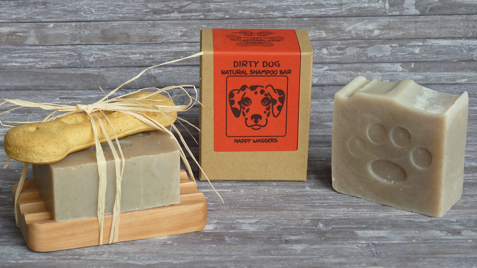 Dirty Dog Shampoo Bar