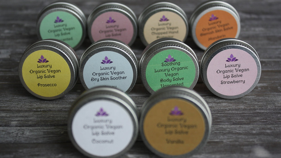 Lip and Body Balms