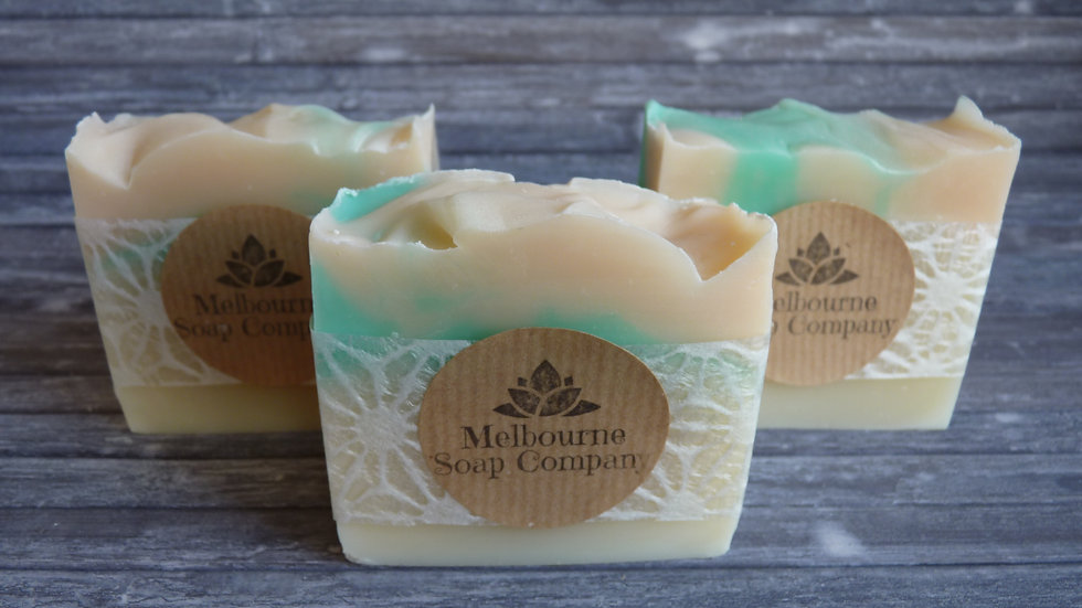 Apricot, Pear and Mango Butter Soap