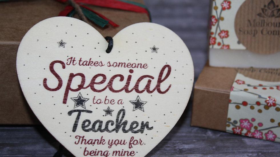Teacher Soap Gift Set