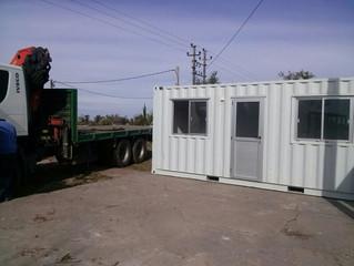 ACRD gestiona préstamo y donación de contenedores para Escuela 64
