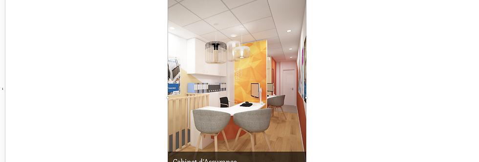 Document Unique Cabinet d'assurance - Illustration