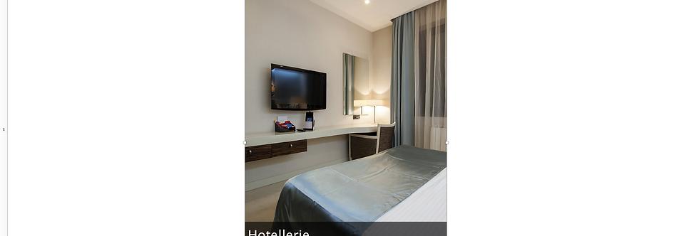 Document Unique Hotellerie - Illustration