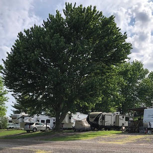 Permanent Campsite s