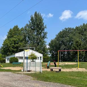 Pavillon & Playground