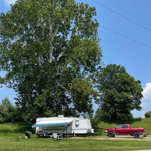 Weekend Campsite #2