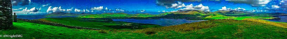 Panoramic Dingle