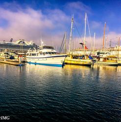 Ensenada Port