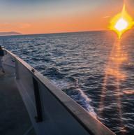 Top Deck Sunset
