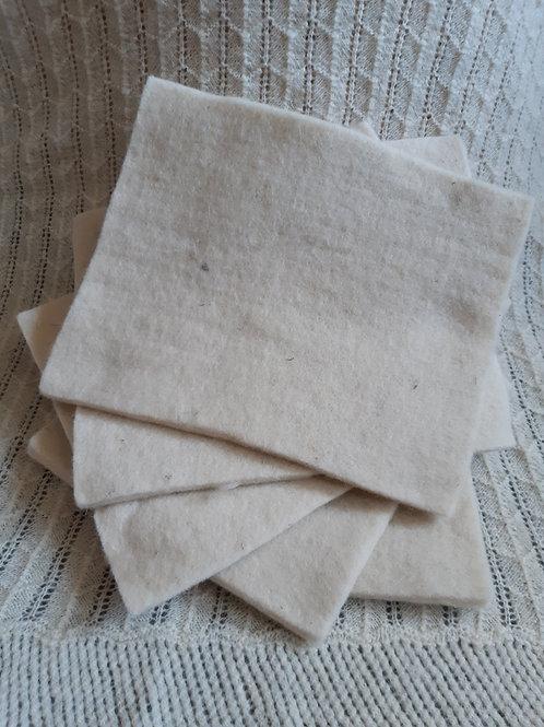 Wool Felt backing (20x25cm approx)