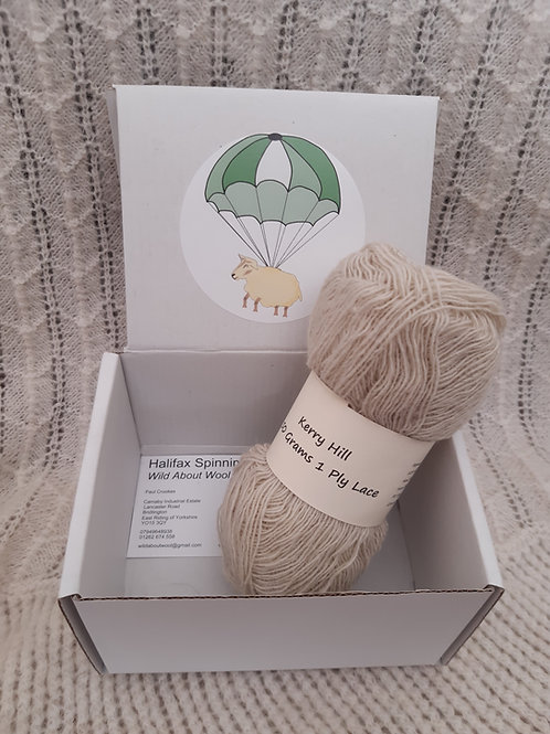 Kerry Hill 1 Ply Lace 50g