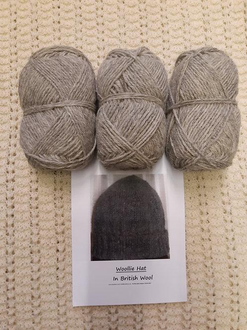 Woollie Hat Kit