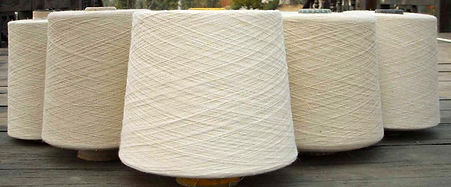 Linen and Cotton Yarn