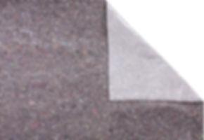 Malervlies with antislick foil