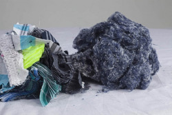 Recycled Textile Wastes