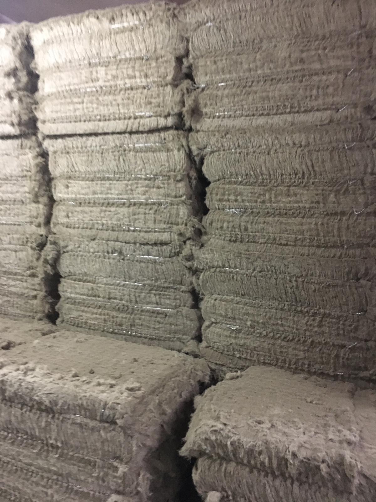 Cottonized fiber 3
