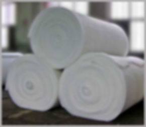 Thermofiber for mattresses