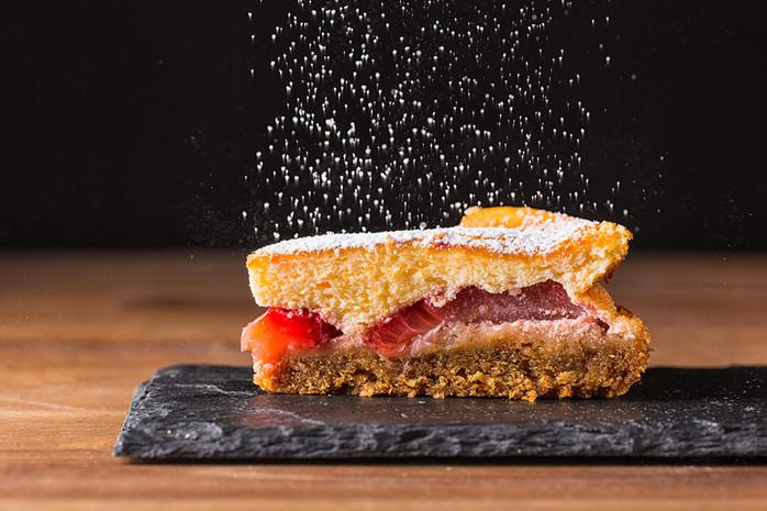 Topfen-Mascarpone Kuchen