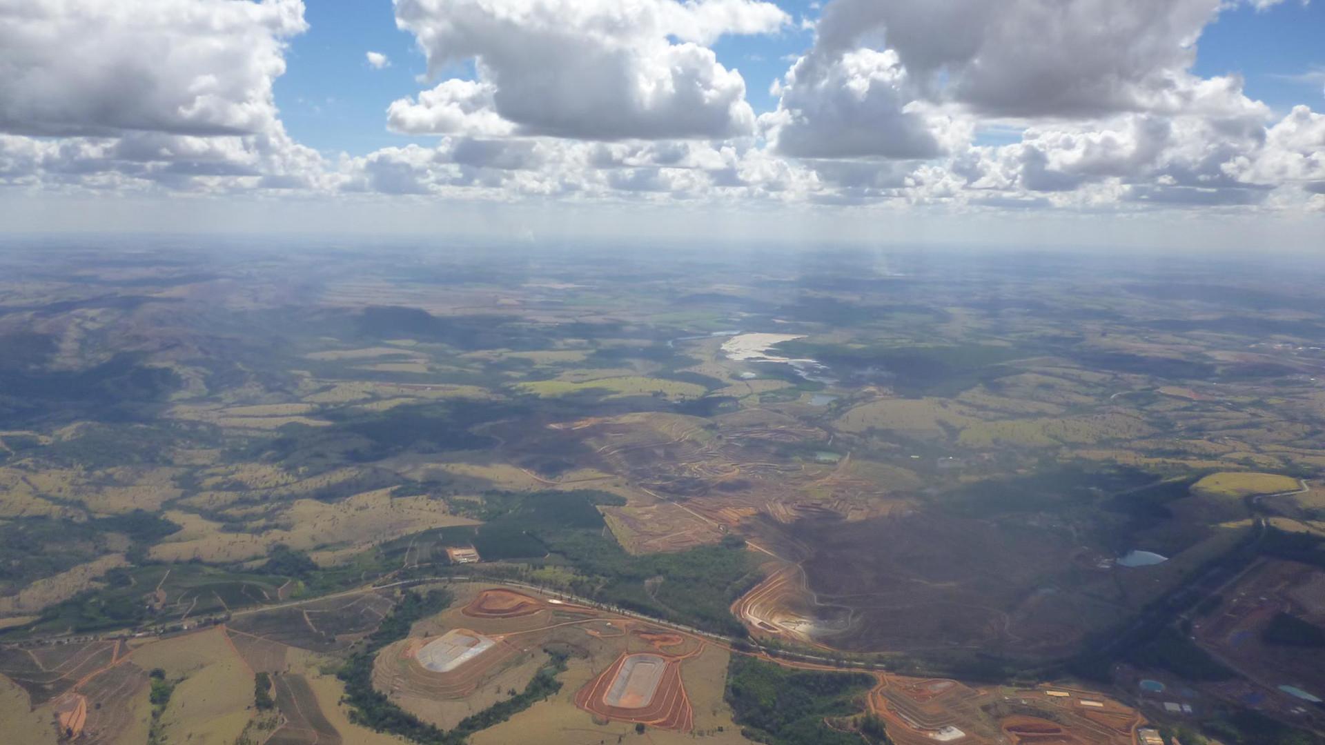Classic sky of Minas Gerais