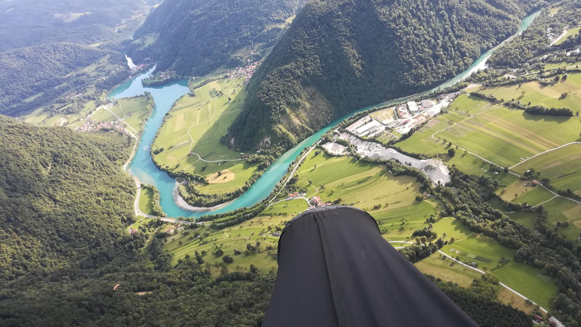 Taking off in Kobala