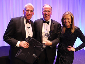 Jim Boland Receives Catholic Business Network's Business Person of the Year