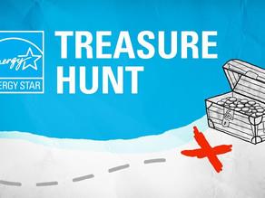 Join the ENERGY STAR Treasure Hunt