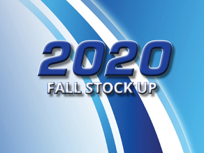 Boland Supply's Fall Stock-Up Specials