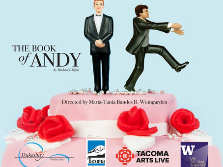 THE BOOK OF ANDY Web Mini-Series