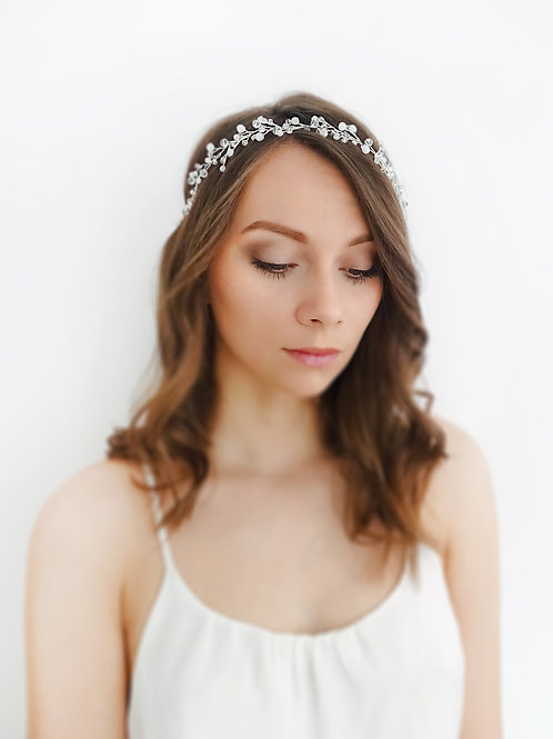 Ozdoba ślubna do włosów Fiori