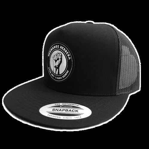 Hermanos Herrera: Black Trucker Hat