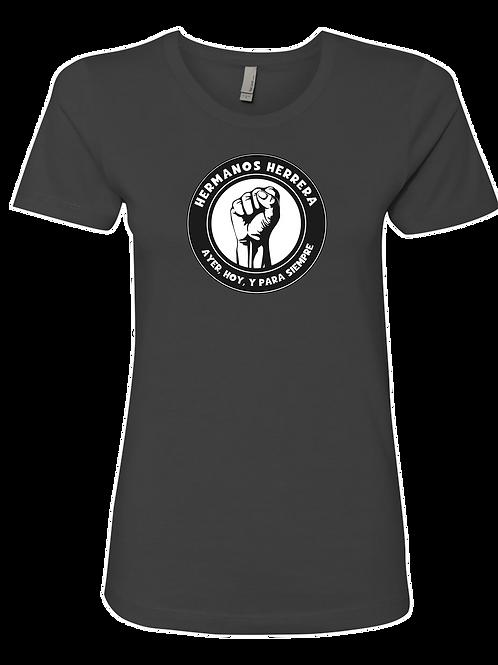 Hermanos Herrera: Women's Black Shirt