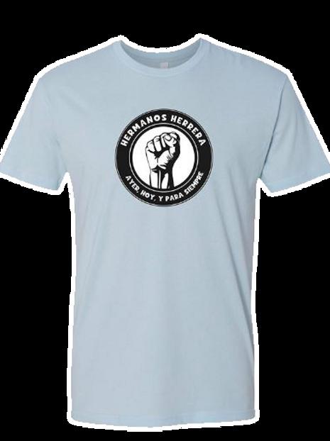 Hermanos Herrera: Men's Light Blue Shirt