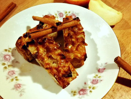 Appel-havercake
