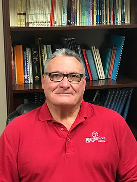 Pastor Garry L. Broward