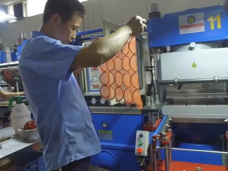 Поставки ПВХ компонентов из Китая