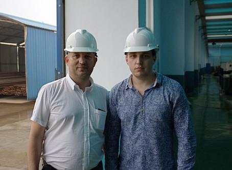 Поставки нефтяного оборудования из Китая
