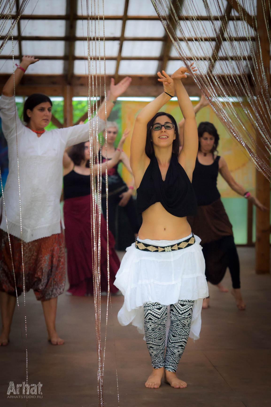 Flamenco fusion workshop