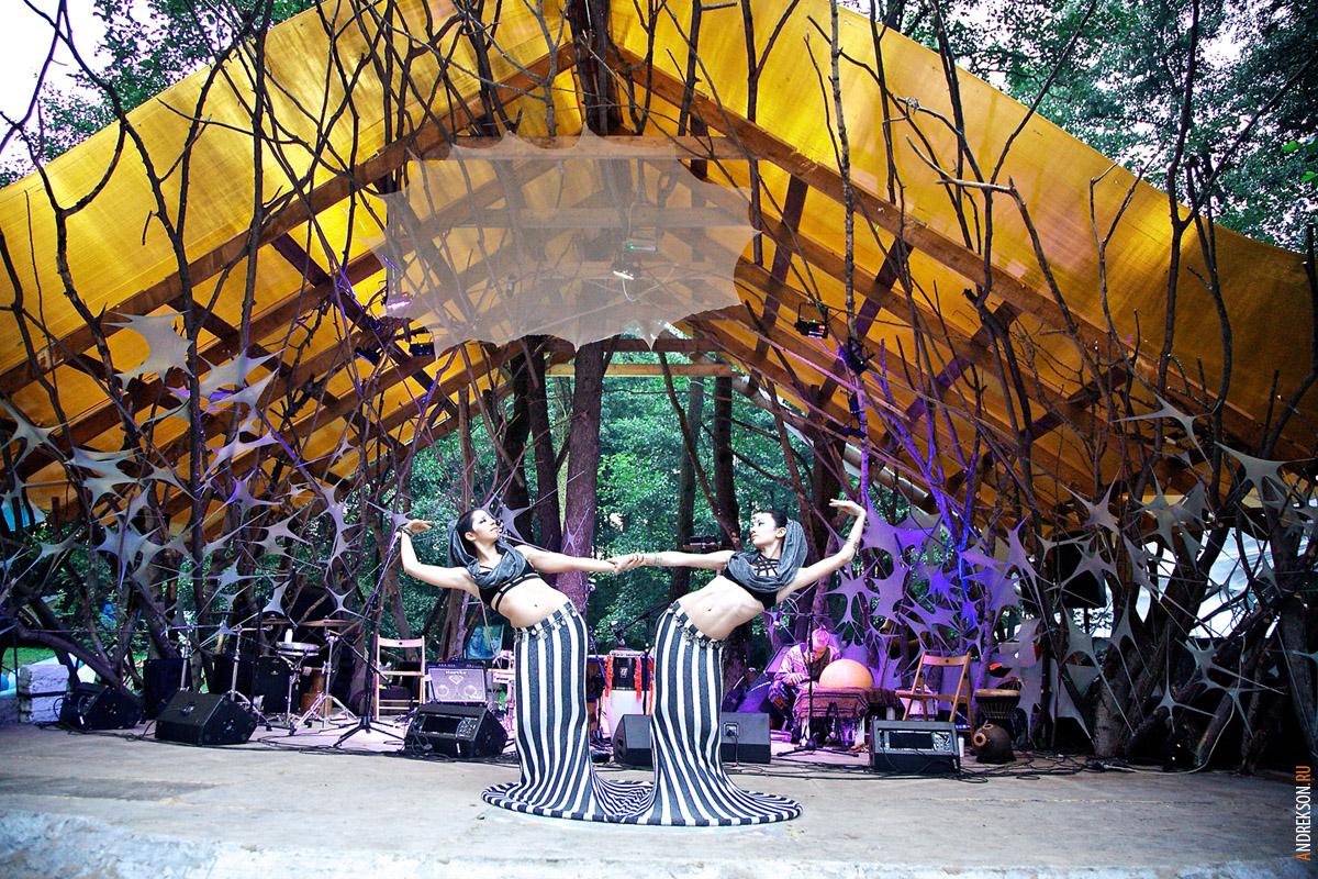 Amber Tara at Mandala Fest