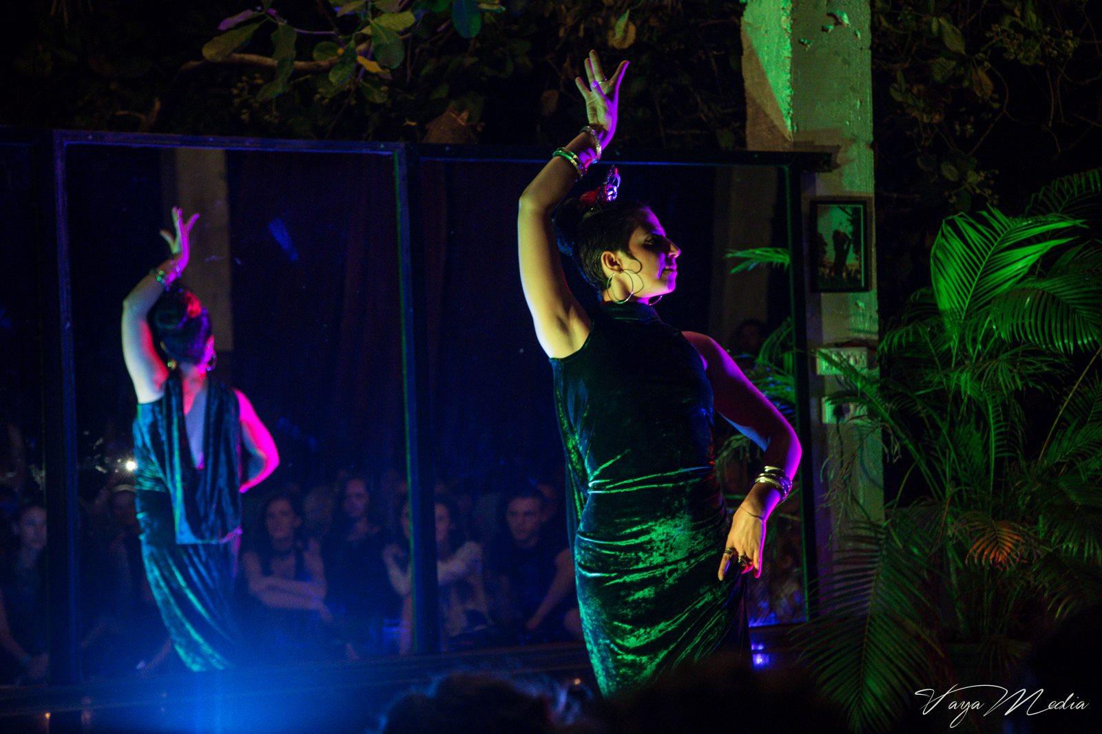 Flamenco Tribal Fusion