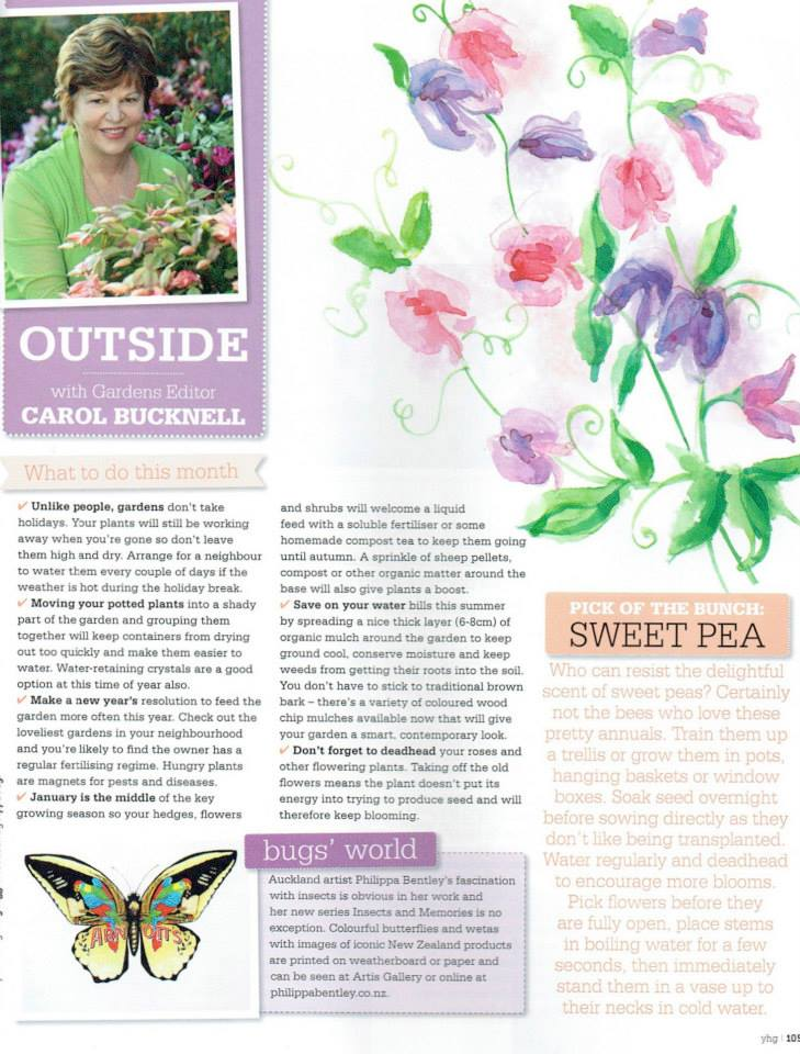 Your Home and Garden magazine 2014