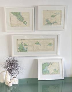 Archipelago of paintings series - PB