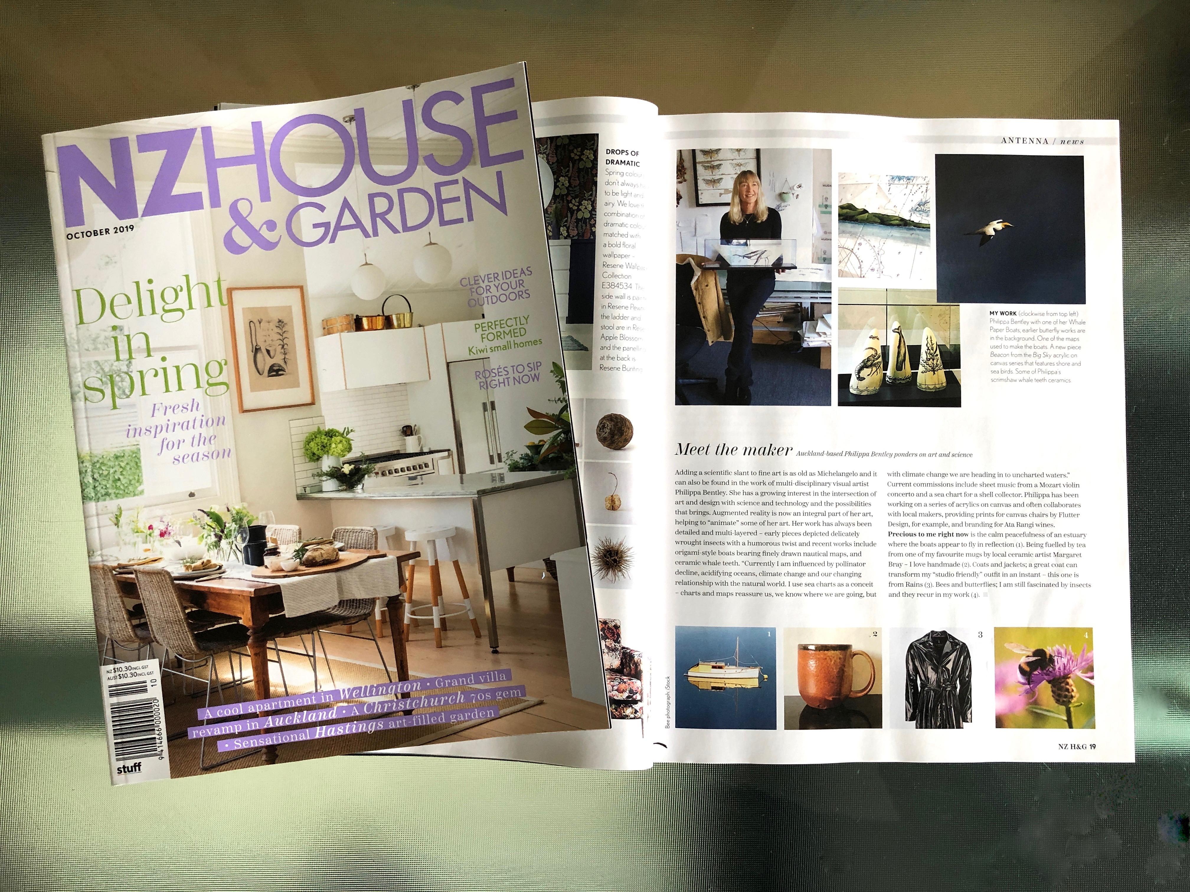 NZ House & Garden, 2019
