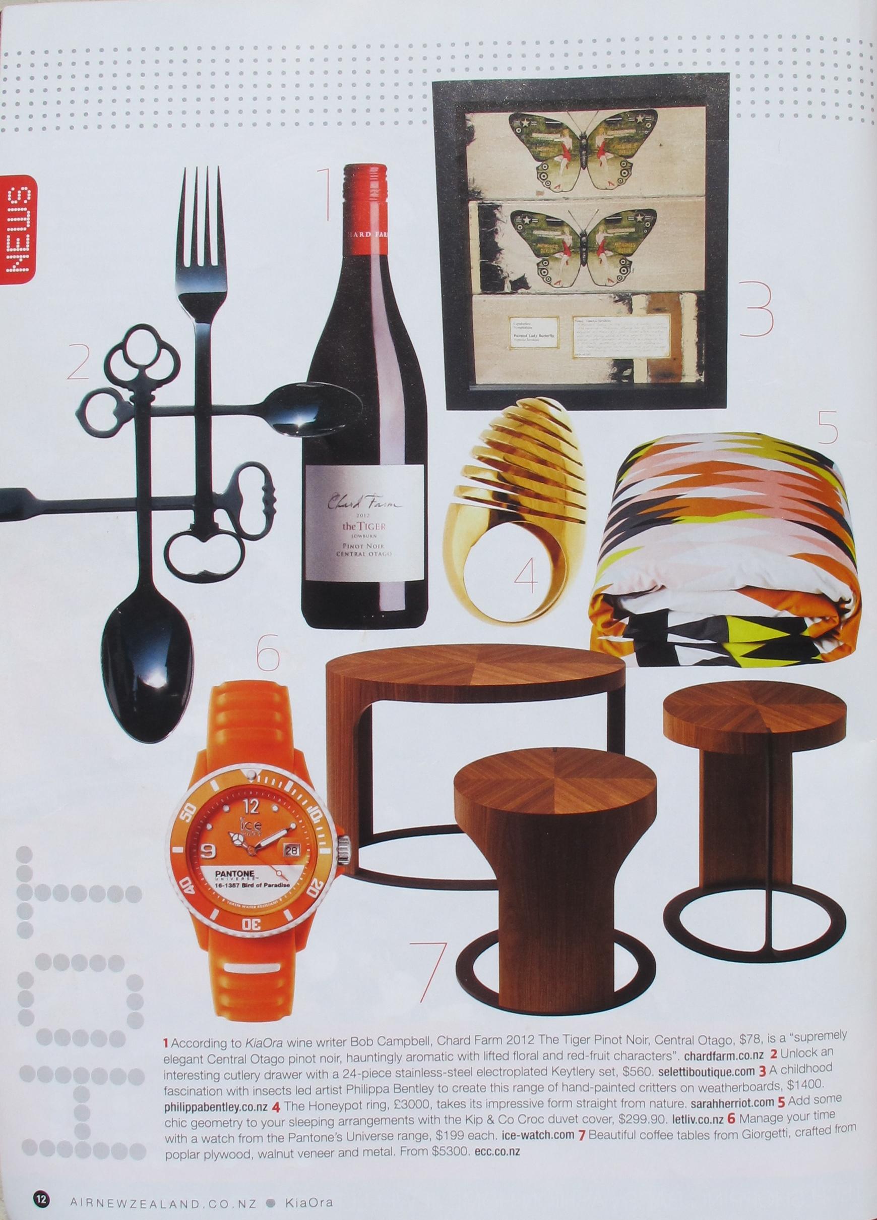 KiaOra Magazine 2014