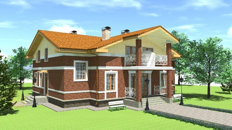 Проект гостиницы 0388