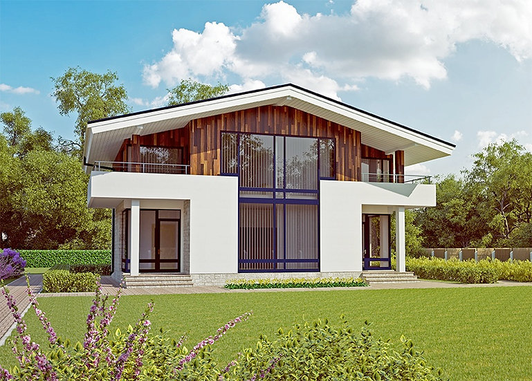 Проект жилого дома 0170